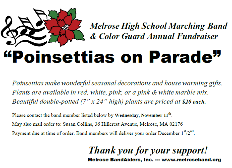 Poinsettia Sale Flyer1